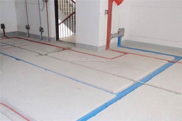 新房子电线电路布线效果图